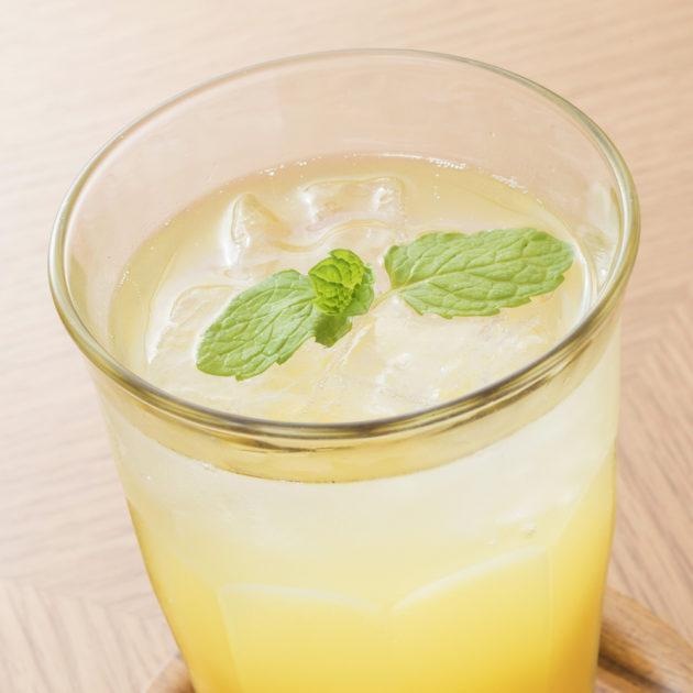 マンゴー&オレンジソーダ